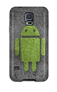 AndreaPope Snap On Hard Case Cover Amazing Free Android Mobile Phone Protector For Galaxy S5 wangjiang maoyi