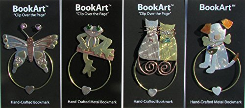 Dog Art Bookmark - 6