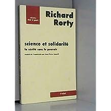 Science et solidarité