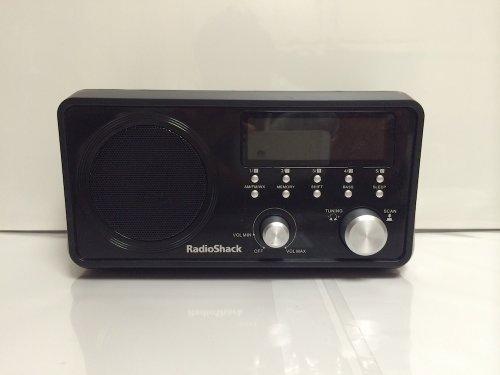 UPC 040293994617, RadioShack AM/FM/WX Table Radio