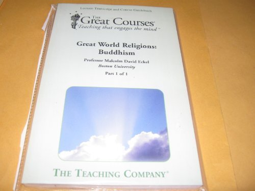 the great courses buddhism pdf