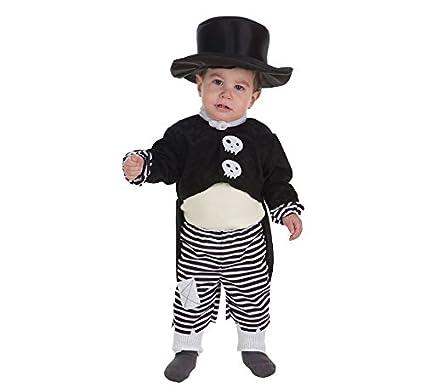 LLOPIS - Disfraz Bebe skeletboy: Amazon.es: Juguetes y juegos