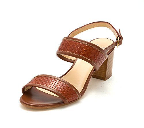 Mule Marisol Open Sandals Toe Cognac Amalfi Formal Womens Rangoni by nBqwUxt07