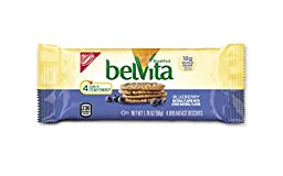belVita Breakfast Biscuits, Blueberry, 8.8,Ounce (Pack of 6)