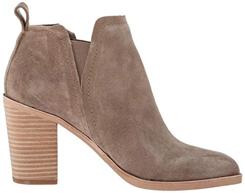 Simone Ankle Dark Suede Vita Boot Women's Dolce Taupe qUHEB