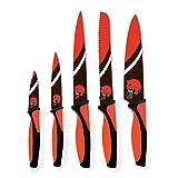 Sports Vault NFL Cleveland Browns Kitchen Knives