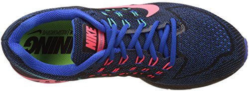 Structure Cross Zoom NIKE Mens Trainers Blau Outdoor 18 Multicolour Xz5dwdxvq