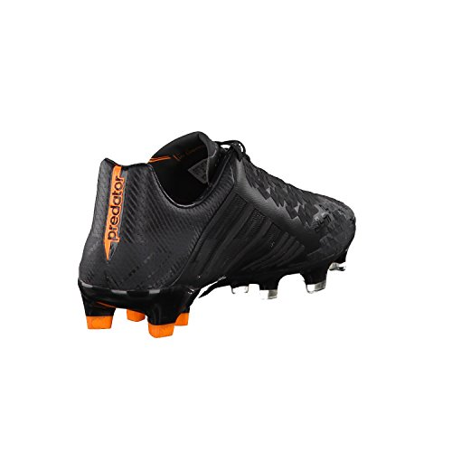 Adidas Predator® LZ TRX FG Black D67096 Schwarz (Black/Solar Zest)