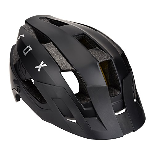 Fox Flux MIPS Mountain Helmet – BLACK, LARGE/EXTRA LARGE For Sale