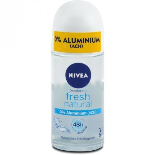 genuine authentic german nivea deodorant fresh pure aluminum free. Black Bedroom Furniture Sets. Home Design Ideas