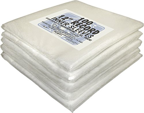 Square Deal Recordings & Supplies  Plastic 3Mil Thick Inner