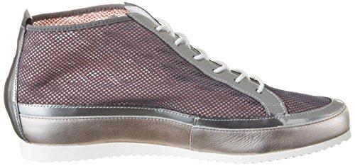 Grau 10 HÖGL Women's 2317 Nude6218 Antrazit 6218 Top 3 Low Sneakers r8Eqw7B8x