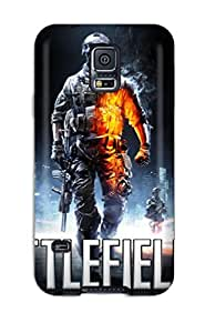 New NaoXxgt4081zJaeG Battlefield 3 Pc Tpu Cover Case For Galaxy S5