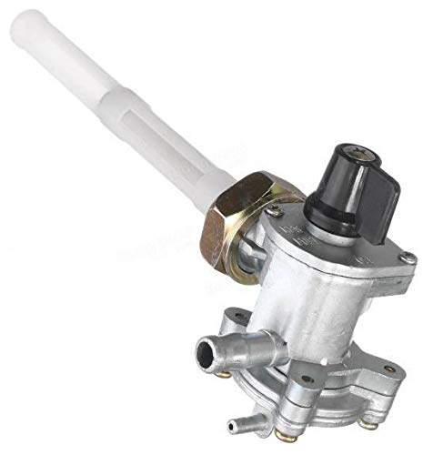 BMotorParts Fuel Vacuum Petcock Fits Honda VTX1300C VTX1300R VTX1300S VTX1300T 16950-MEM-674