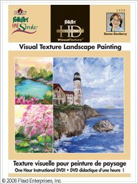 FolkArt ® One Stroke™ High Definition™ DVDs - Landscape Painting