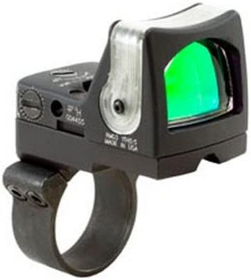 Trijicon RMR 13 MOA Dual-Illuminated Amber Dot Sight