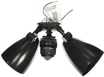 RAB Lighting STL360HB Super Stealth 360 Sensor with HB101 Bullet Floods