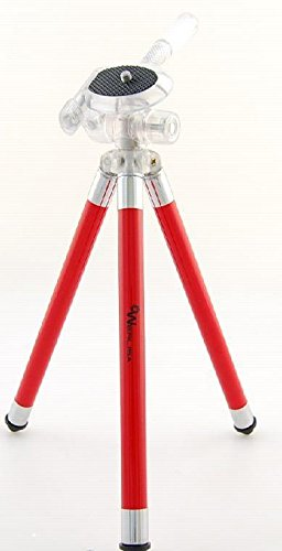 Werlisa tripode compacto 804 Rojo