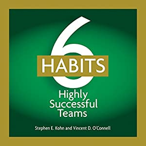 6 Habits of Highly Effective Teams Audiobook