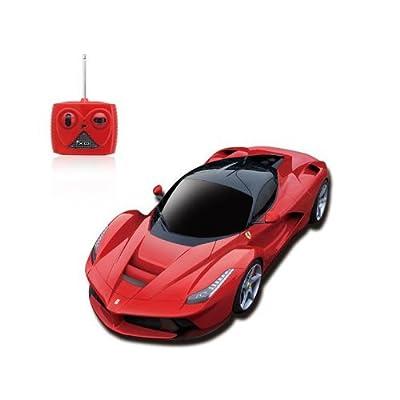 XQ 1/18 R/C RC Remote Radio Control Ferrari LaFerrari La Ferrari Race Car 1 To 18: Toys & Games