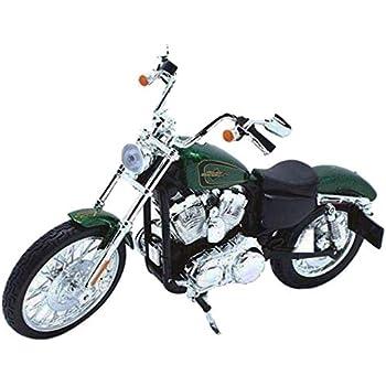 Amazon.com: Harley Davidson Ciclos Del Motor FLSTF Fat Boy ...