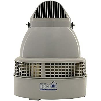 ideal air commercial grade humidifier 75 pints home improvement. Black Bedroom Furniture Sets. Home Design Ideas