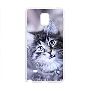 Cool Christmas Cat Phone For SamSung Note 2 Case Cover