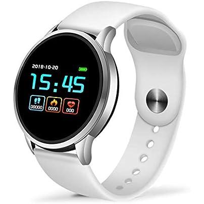 HFXLH Smart Bracelet Men Sport smart Watch IP67 Waterproof Fitness Tracker heart rate Monitor Pedometer Wristband Women Estimated Price £49.58 -
