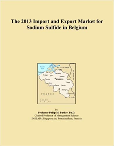 The 2013 Import and Export Market for Sodium Sulfide in Belgium