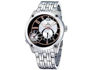 Jaguar j629/3 - Reloj de caballero, multifuncion, acero