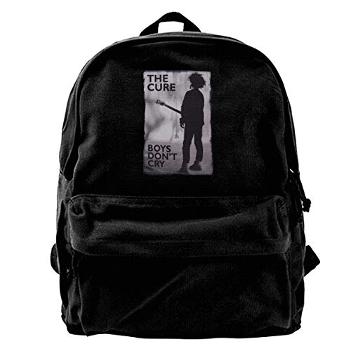 Capa Mr.Luo The Cure- Boy's Don't Cry Backpack