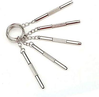 1 stück Multifunktionale 3 in 1 Brille Schraubendreher Schlüsselanh L0Z1