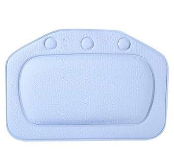 Amazon.com: DSMY - Almohada de baño de malla para bañera o ...