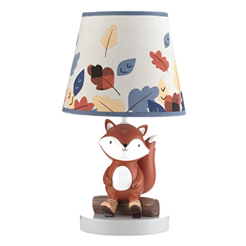 Lambs & Ivy(R) Little Campers Lamp with Shade & Bulb by Lambs & Ivy(R)