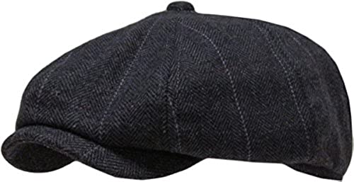 Mens Ivy Collection Hat Golf Driving Flat Cabbie Newsboy By KBETHOS a8dada386be