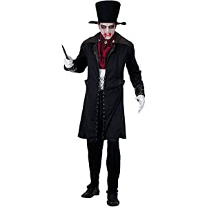 S Mens Jack the Ripper Costume for Halloween Fancy Dress (disfraz)