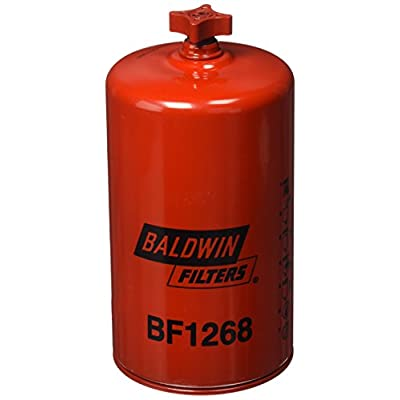 Baldwin BF1268 Fuel and Water Separator Element: Automotive