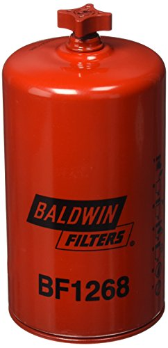 Baldwin BF1268 Fuel and Water Separator Element