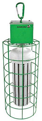 120 Watt Led Temporary Job Site Light With A Steel Cage-1 per case