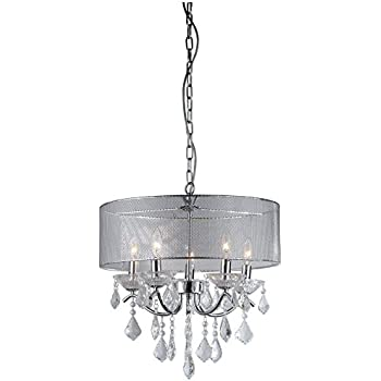 warehouse of tiffany chandelier. Warehouse Of Tiffany CRY-RL5634 Isabelle Crystal Chandelier
