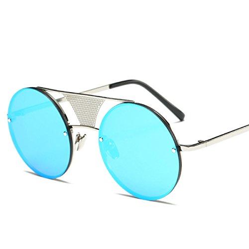 Embryform Retro lunettes de soleil couleur de tendance des lunettes de cinéma Lunettes de soleil IcAaZ