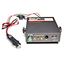 BTECH AMP-V25 Amplifier for VHF (136-174MHz), 20-40W Output (2-6W Input), Analog and Digital Modes, Compatible with all Handheld Radios: BTECH, BaoFeng, Kenwood, Yaesu, ICOM, Motorola
