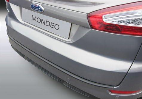 /08//2014/con piega Protezione per paraurti nero per Ford Mondeo SW 12//2010/