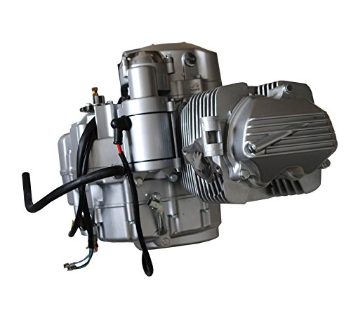 200cc electric start scooter atv motorcycle bike engine for How to make an electric bike with a starter motor