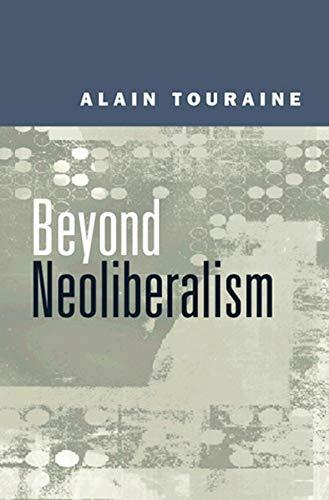 Read Online Beyond Neoliberalism ebook