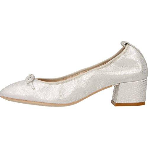 Mikaela Mujer Zapatos Bailarina Plateado Modelo Marca Color Mikaela Mujer Plateado Para 17018 YqFYwdr6E