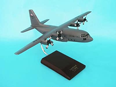 C-130H Hercules (Gray) Airplane Model