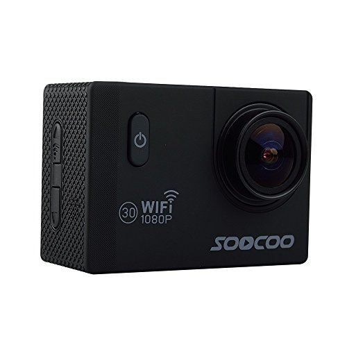 16GB TF Card+ SOOCOO C10S Sports Camera WiFi Full-HD for sale  Delivered anywhere in Canada