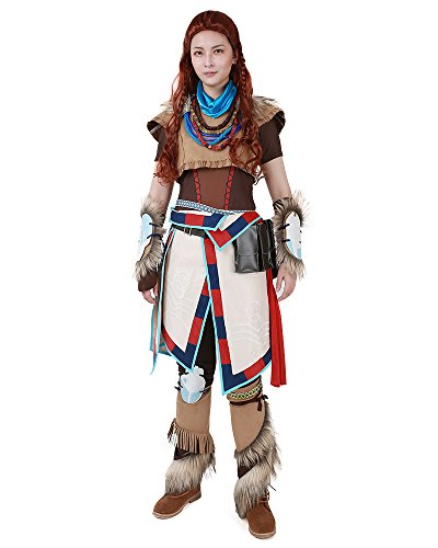 miccostumes Womens Aloy Cosplay Costume (L) by miccostumes (Image #2)