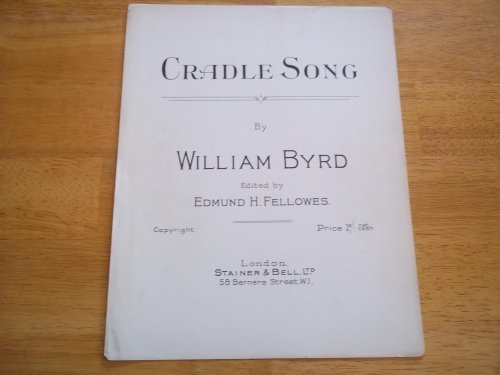 Cradle Song (Sheet Music)